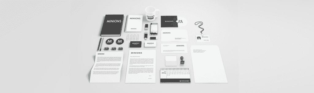 Design graphique identité visuelle